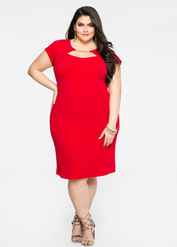Buy Web Exclusives Red Clearance - Ashley Stewart