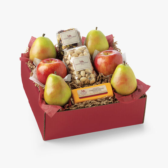 Hickory farms gift baskets review revuezzle hickory farms fruitful gift box negle Image collections