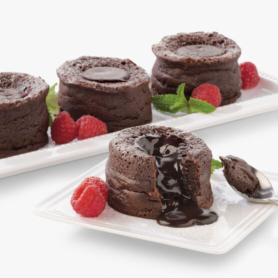 Chocolate Lava Cakes 4 count