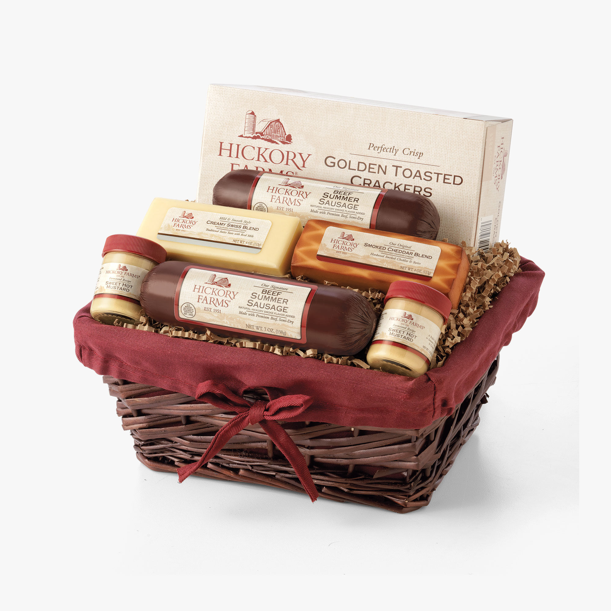 Hickory Farms Gift Baskets Review | Revuezzle
