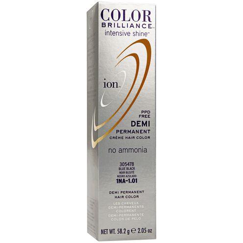 Ion Color Brilliance Intensive Shine 1na Blue Black Demi