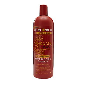 Creme of Nature with Argan Oil SulfateFree Moisture  Shine Shampoo