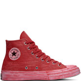 Chuck 70 Overdyed Wash Gym Red/Black/Gym Red
