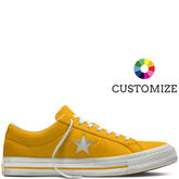 Converse Custom One Star Corduroy Low Top