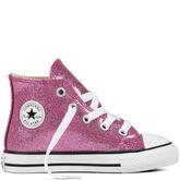 Chuck Taylor All Star Glitter Bright Violet/Natural/White