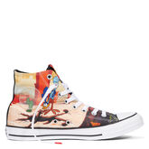 Chuck Taylor All Star Looney Tunes Black/Red/White