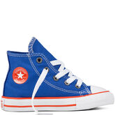 Chuck Taylor All Star Classic Colours Tdlr/Yth Hyper Royal/Bright Poppy/White