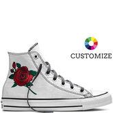 Converse Custom Chuck Taylor Hi Premium Embroidery
