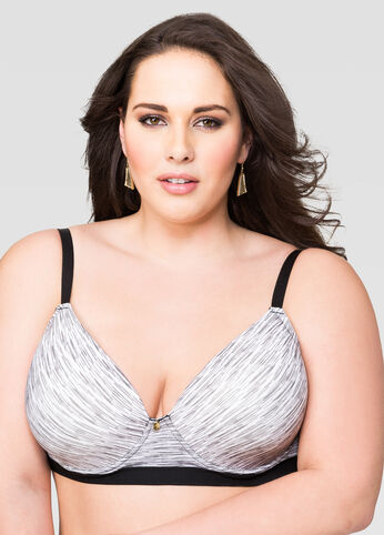 Images of Plus Size Bra Model - Homeas