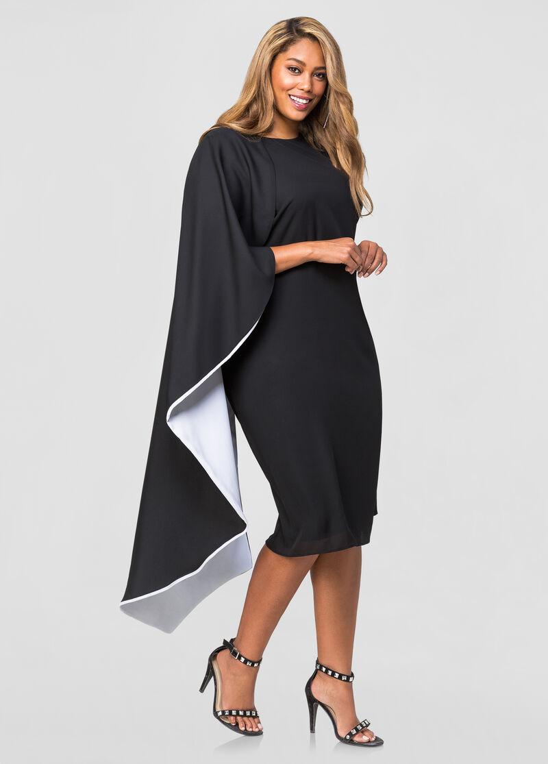 All White Plus Size Maxi Dress