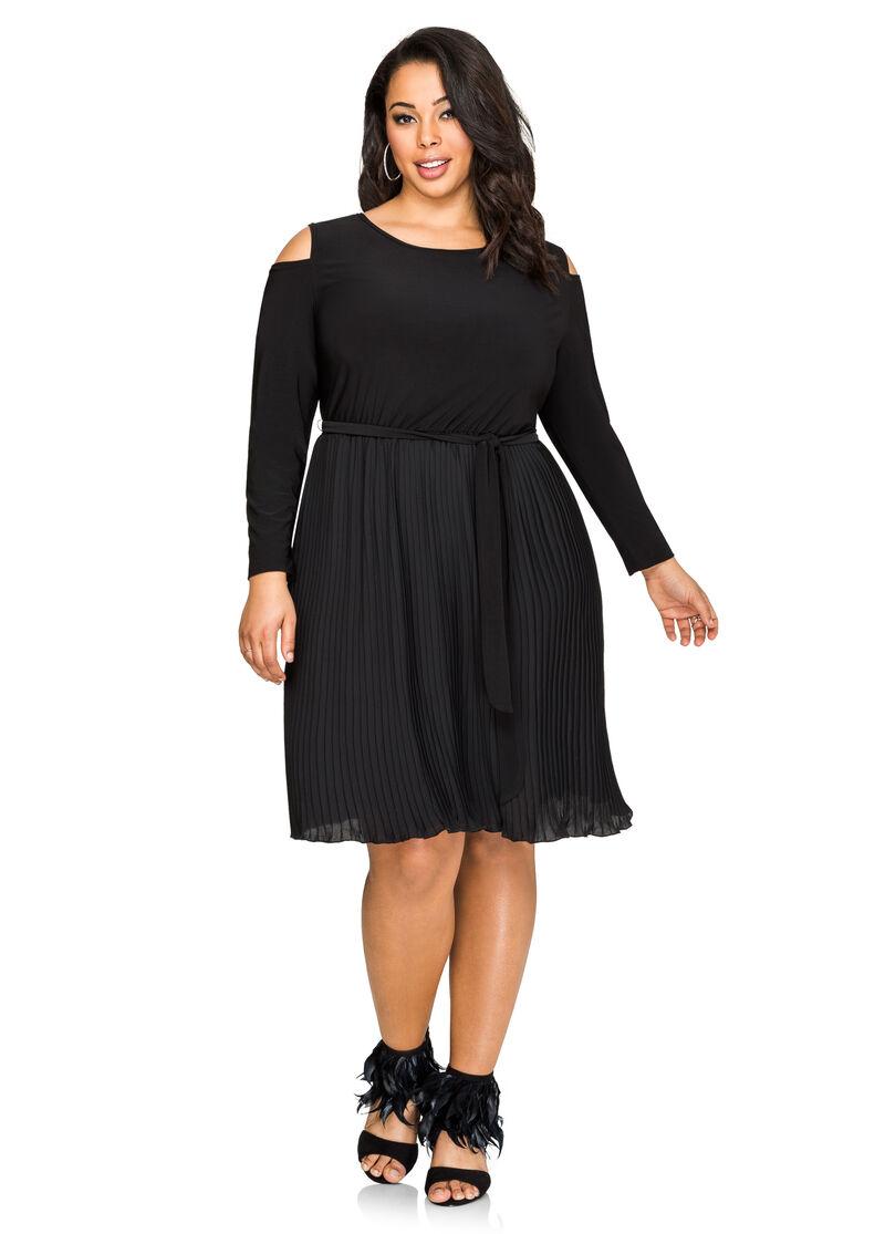 Black dress sandals wide width -  Feather Trim Chunky Sandal Wide Width