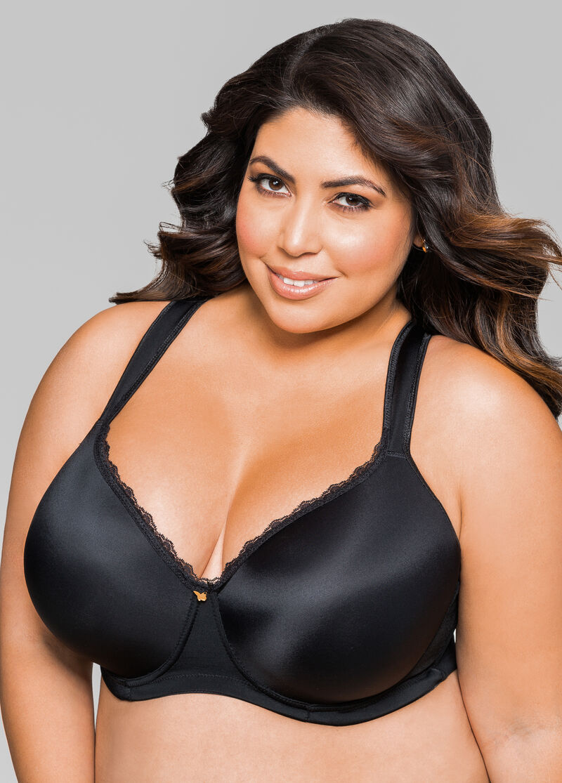 F Cup Breasts Size Plus Size Full Coverag...