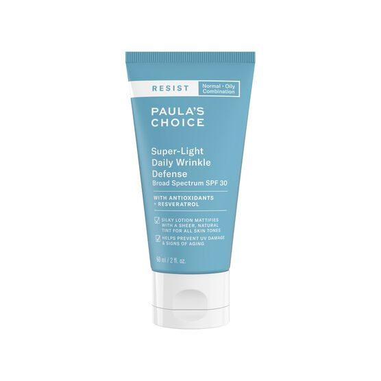 RESIST Super-Light Daily Wrinkle Defense SPF 30